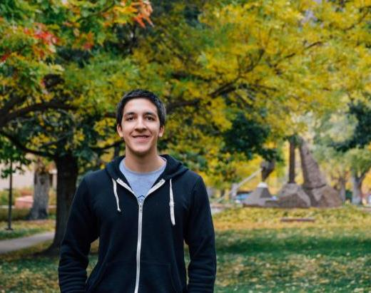 Q&A with 17-year-old alum Santiago Gonzalez '14